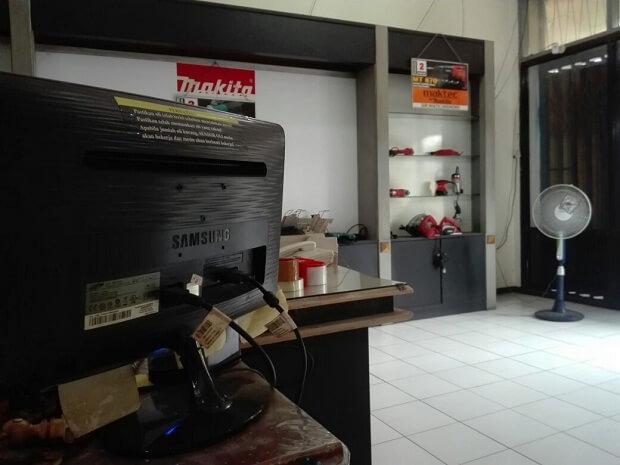 Toko Resmi Sparepart Makita dan Maktec Cabang Malang