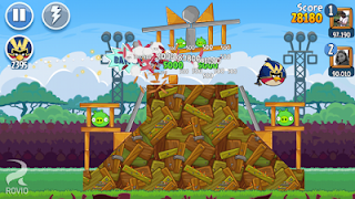 Angry Bird Friends v1
