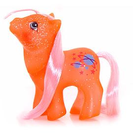 My Little Pony Baby Starflower Year Eight Baby Sparkle Ponies G1 Pony