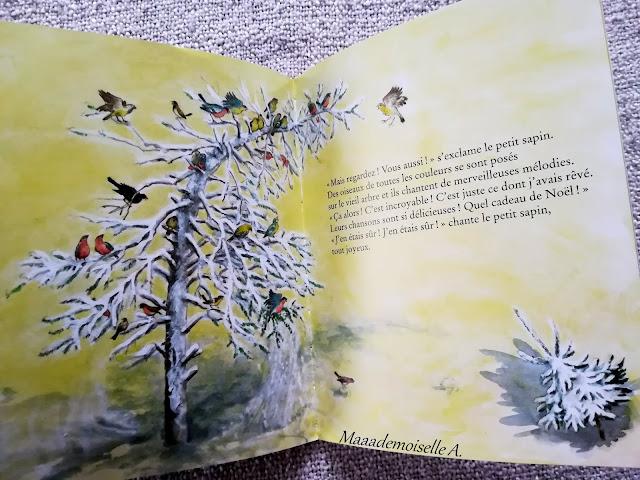 || La robe de Noël (Présentation & Avis)(Chut, les enfants lisent # 92)