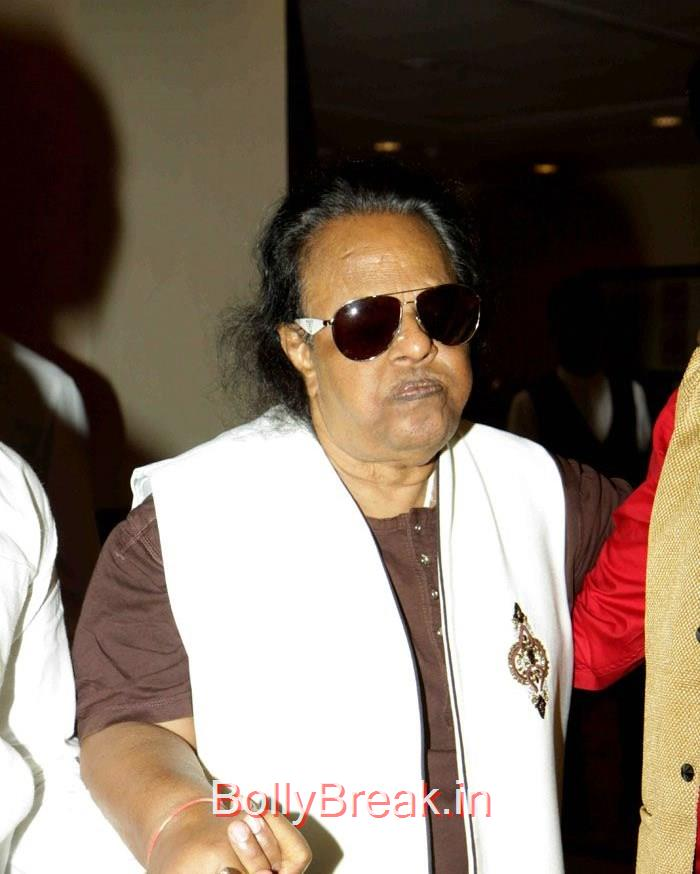 Ravindra Jain, Singer Abhijeet Wedding Anniversary Photo Gallery