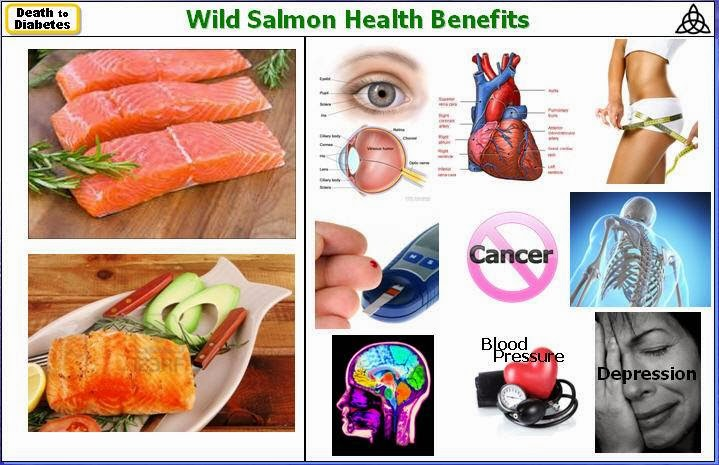 Wild Salmon Health Benefits
