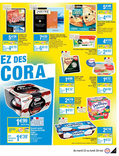 Catalogue Cora 23 au 29 Mai 2017