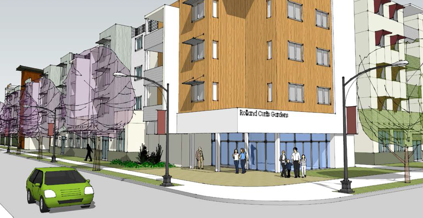 Building Los Angeles: Mixed-Use Affordable Housing Headed ...