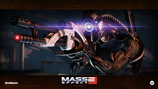 Mass Effect 2 Computer Wallpaper