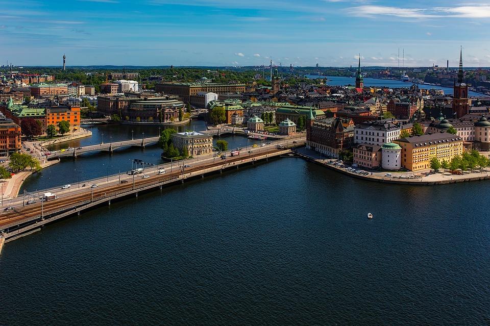 Edyta Werynska: Szwecja – tu jest moja nowa ojczyzna