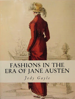 Front cover of Fashions in the Era of Jane Austen by Jody Gayle