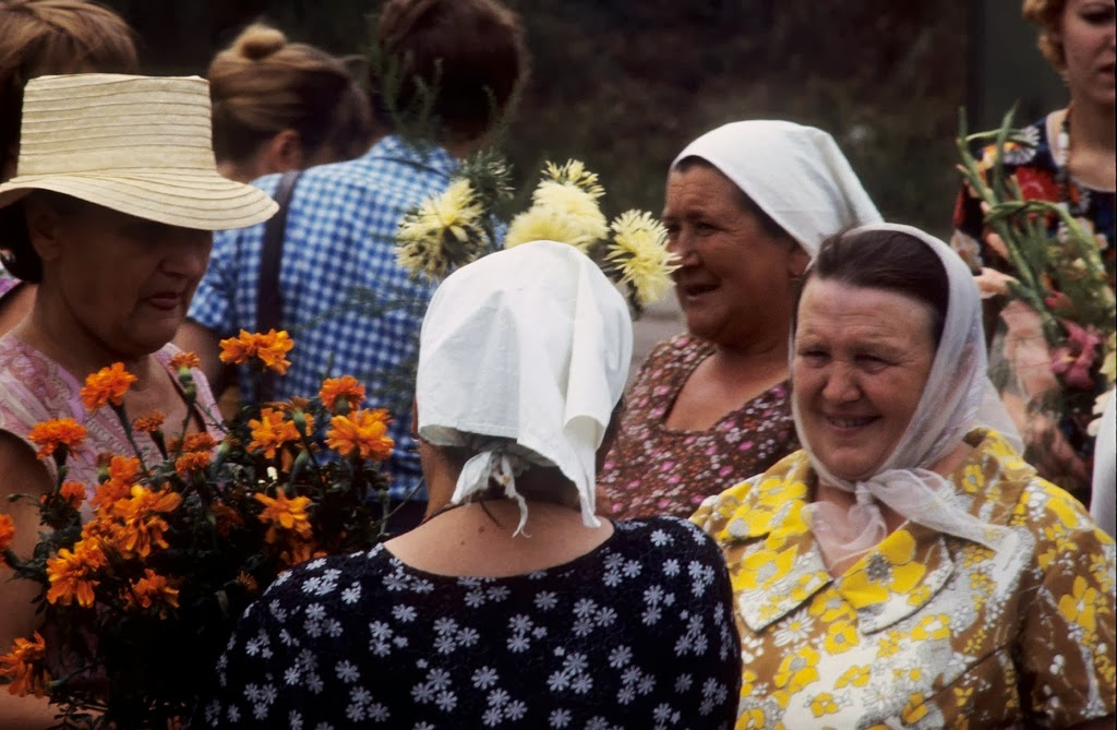 Life In Ussr In 1980 Vintage Everyday