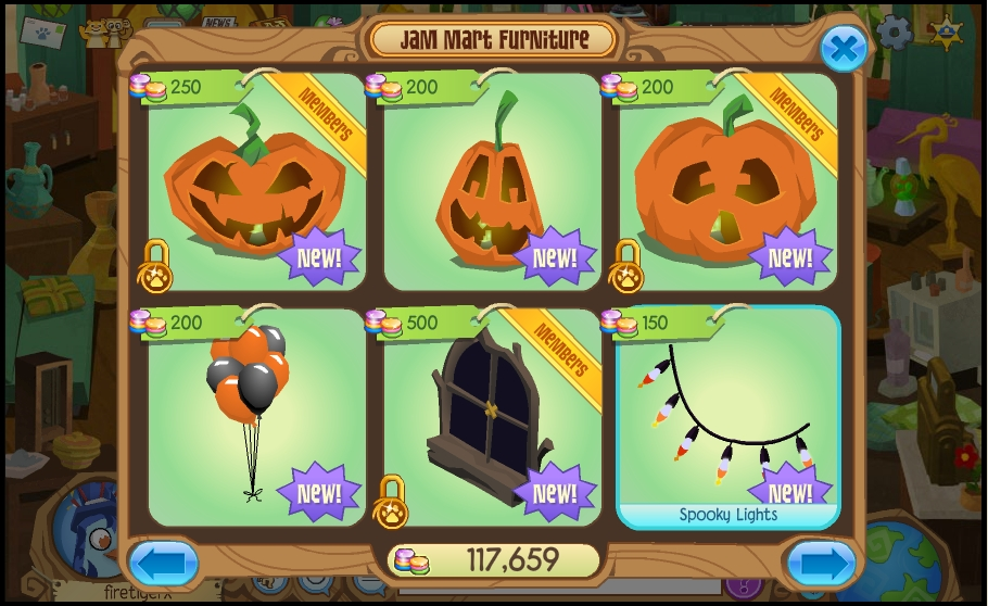 animal jam scammer watch more halloween items in s