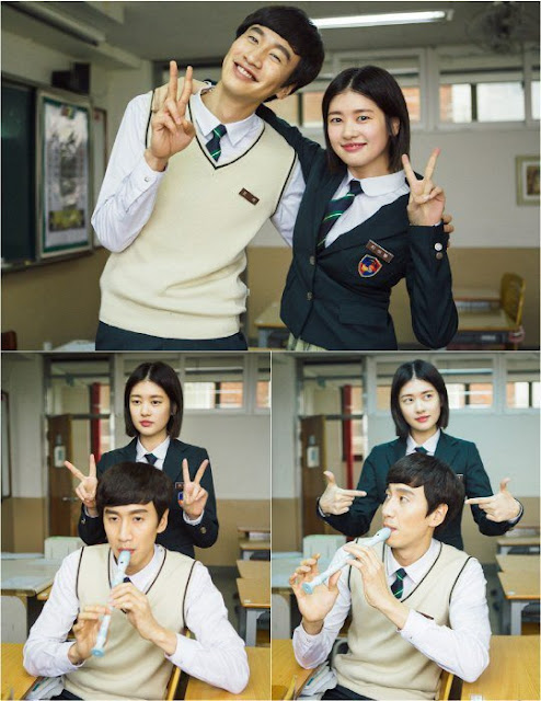 Jung So Min dan Lee Kwang Soo