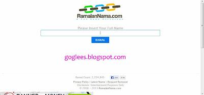 Ramalannama.com Meramal Pekerjaan Anda Di Masadepan 5