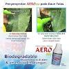 Aero 810 - Perekat dan Perata Semua Pupuk Organik Cair dan Pestisida