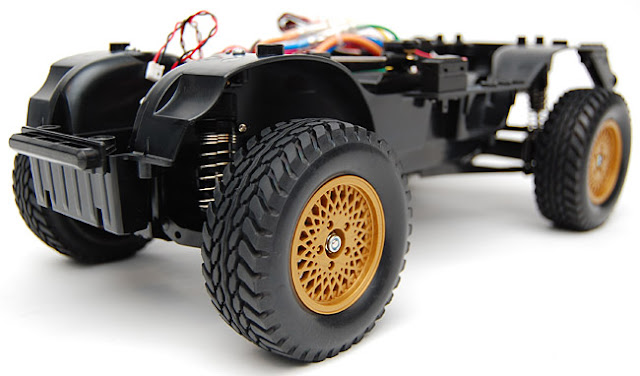 Tamiya Jeep Wrangler chassis roller for sale