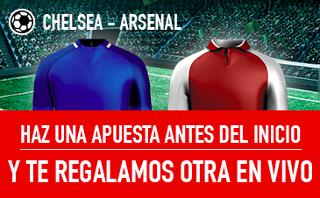 sportium apuesta y gratis una en vivo Chelsea vs Arsenal 17 septiembre
