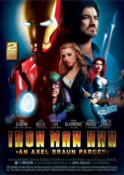 18+ Iron Man XXX An Axel Braun Parody (2013) English Movies Download And Watch Online 720p
