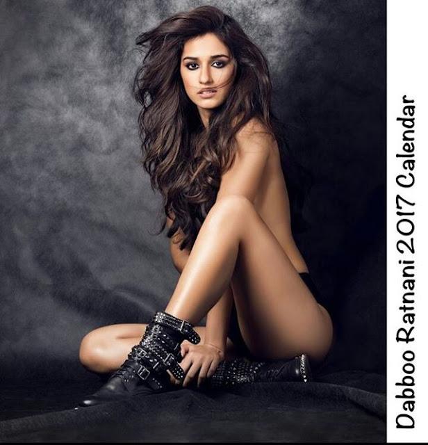 Disha Patani goes topless for Dabboo Ratnani calendar see pics
