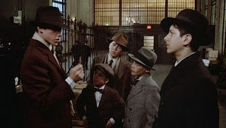jewish-gangsters-childhood, noodles, patsy, max, Once Upon a Time in America, Directed by Sergio Leone