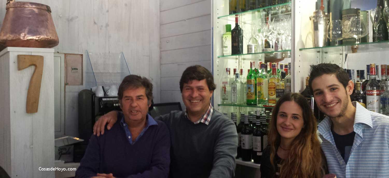 Cosas de Hoyo: Abre el bar El Siete en el Paseo Mayor de Hoyo de ...