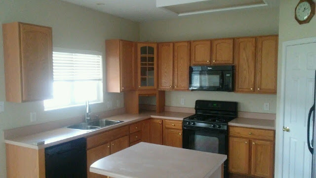 Kitchen Cabinet Refinishing10