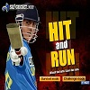 Play Hit and Run cricket game online