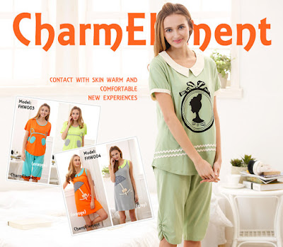 Premium Home Wear Sleepwear For Her | Charm Element