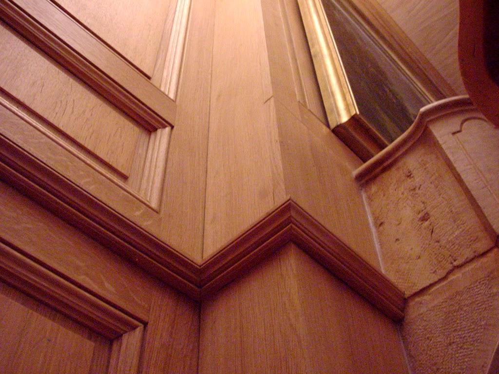 Bois formes espaces boiseries lambris paneling