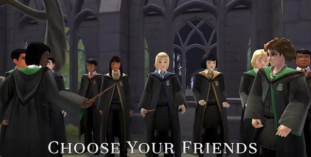 Harry Potter Hogwarts Mystery sorprende con este tráiler, ¡lanzamiento en primavera!