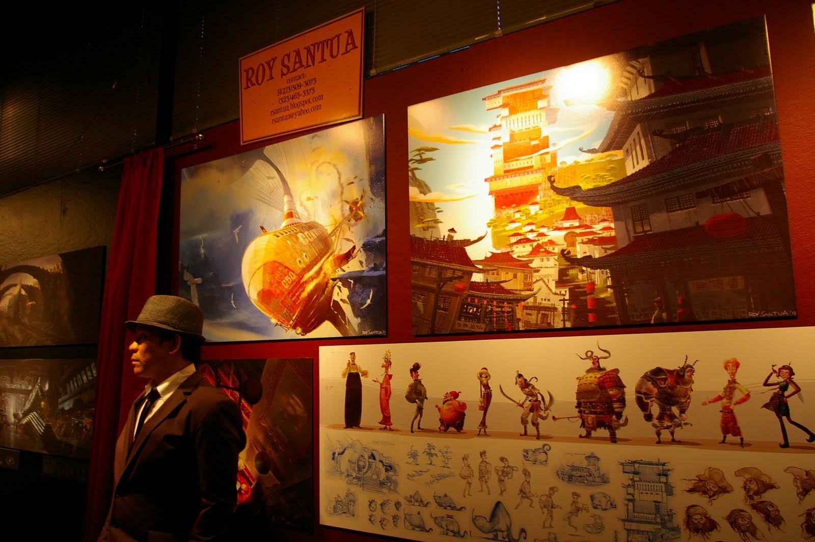 Art Center grad show