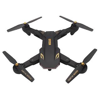 Teeggi VISUO WiFi RC Quadcopter Drone