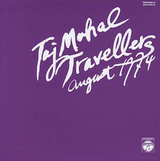 Taj Mahal Travellers, August 1974