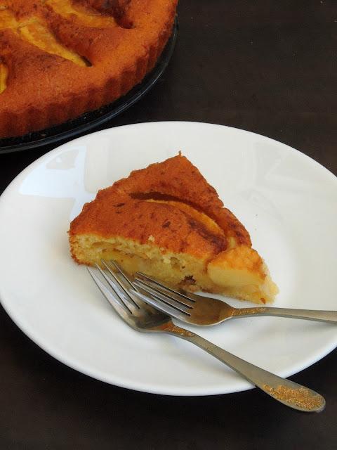 Eplekake, Norwegian Apple Cake