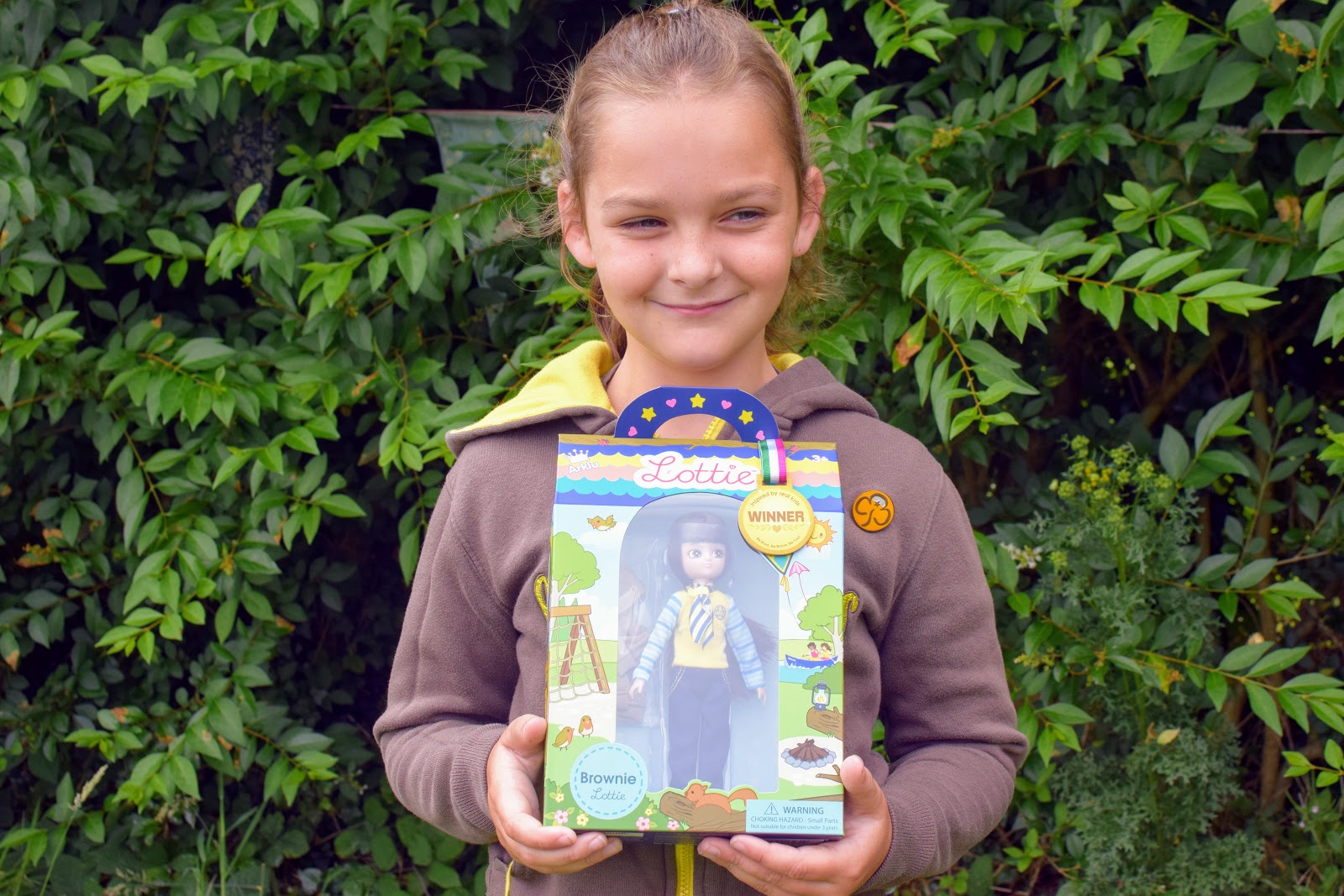 , Lottie Brownie Doll Review