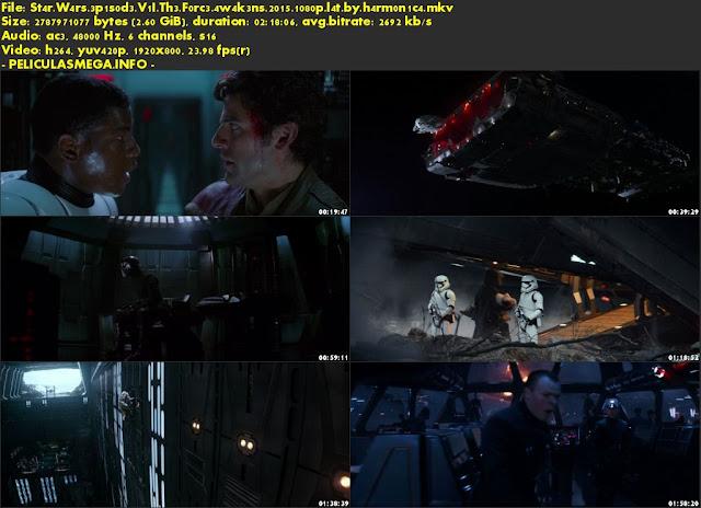Descargar Star Wars: El Despertar de la Fuerza Latino por MEGA.