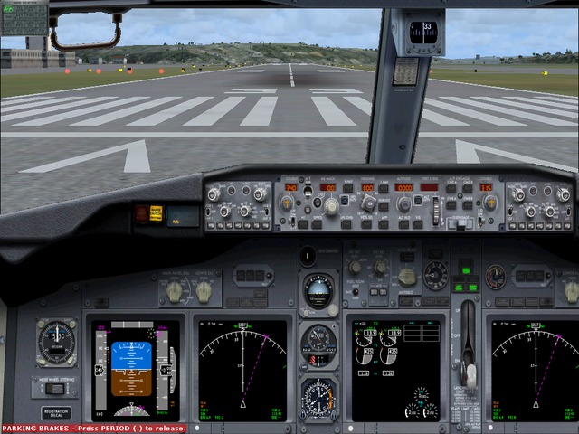 The Pretend Flyer: Mini-Review: iFly Jets 737 NG (FSX)