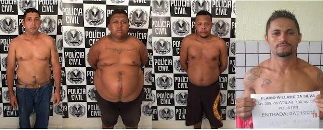 Assassinos de PM do Bope do Piauí são presos; crime foi encomendado por funcionário da Infraero