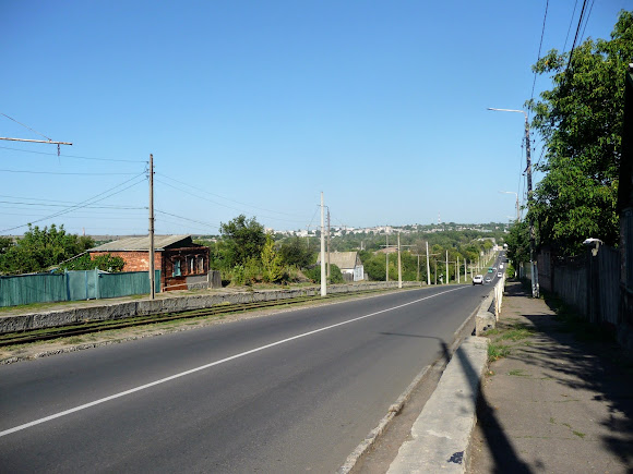 Константиновка. Ул. Емельянова