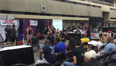 Europa Dallas Expo Fitness Bodybuilding