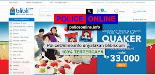 Blibli.com Toko Online 100% TERPERCAYA
