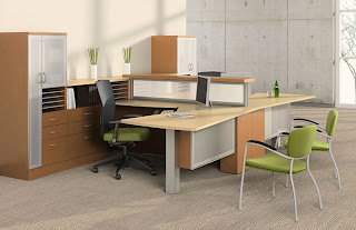 Zira Series Open Desking