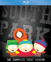 South Park Season 1 Blu-ray