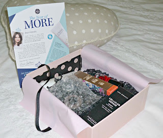 Contents of Glossybox January 2016
