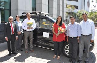 Hari Prasad embarks on a road trip to create awareness about Parkinsons disease