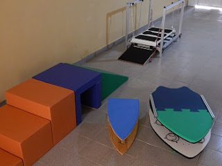 play ground para cães