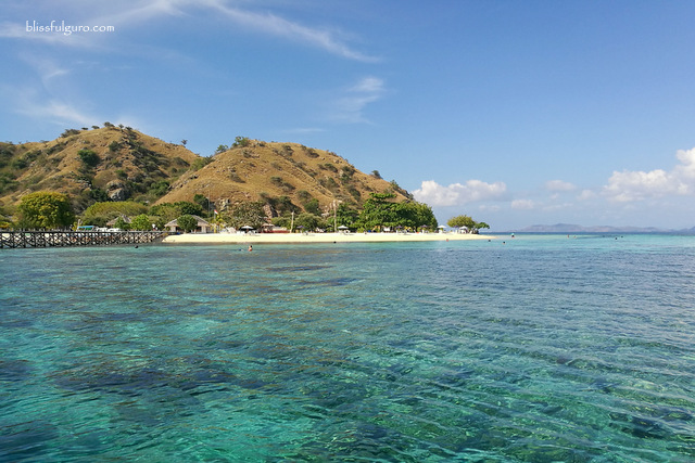 Komodo National Park Indonesia Kanawa Island