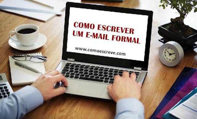 Como Escrever um E-mail Formal