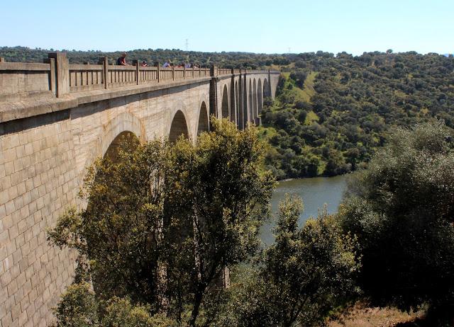 La Vía Verde de la Jara (Toledo)