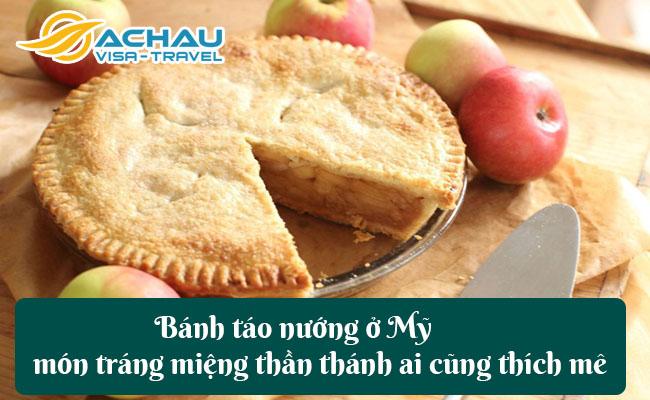 banh tao nuong o my