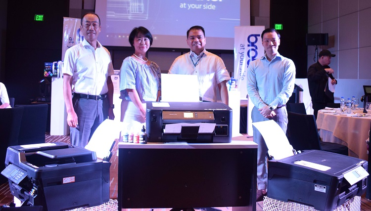 Brother Releases A3 Inkjet Printer Series; Price Starts at Php29,990
