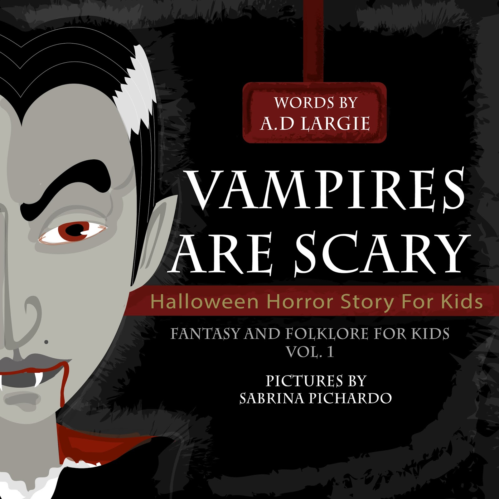 Vampires Are Scary Preschool Scary Story For Kids