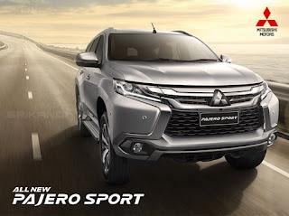 Promo Mitsubishi Pajero Sport Dakar Exceed GLX 4x2 4x4
